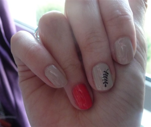 "Comment faire du ""nail art"" simple grâce à Bourjois!"