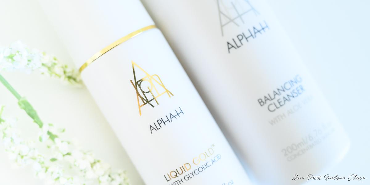 Alpha-H : deux soins, une histoire