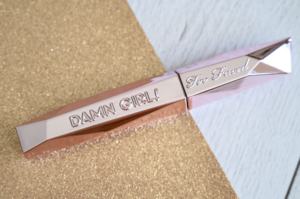Damn Girl de Too Faced, mieux que Better Than Sex? - Mon Petit Quelque Chose