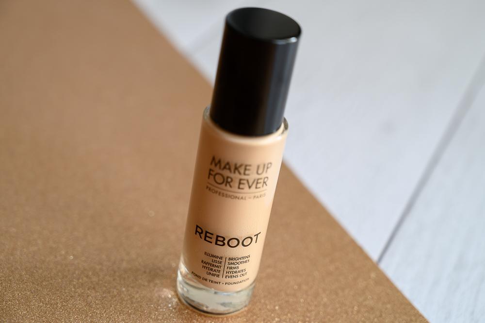 Reboot de Make Up For Ever, un gros coup de coeur - Mon Petit Quelque Chose