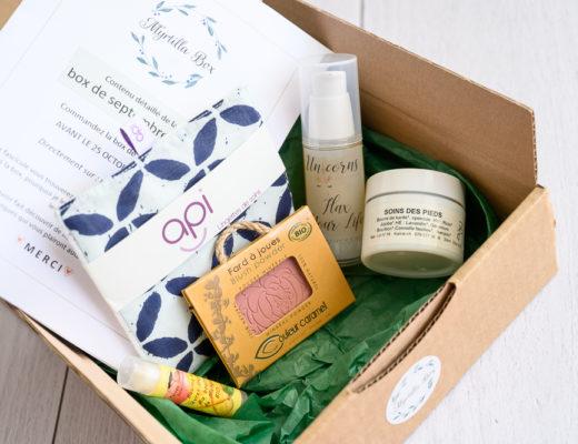 La Myrtilla Box - Mon Petit Quelque Chose