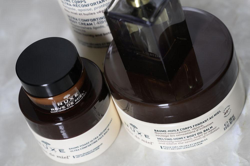 La gamme Rêve de Miel de Nuxe - Mon Petit Quelque Chose