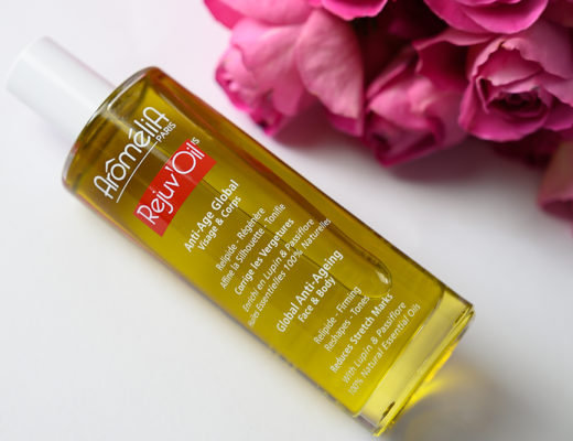 Rejuv'Oil d'Arômélia à sauvé ma peau (corps)! - Mon Petit Quelque Chose