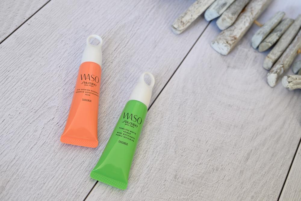 Les Nouveautés Soins Shiseido et Waso - Mon Petit Quelque Chose