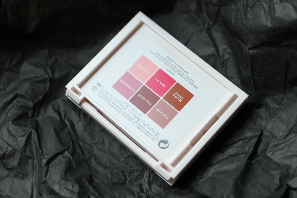 Les Snap Shadows Palettes de Fenty Beauty - Mon Petit Quelque Chose