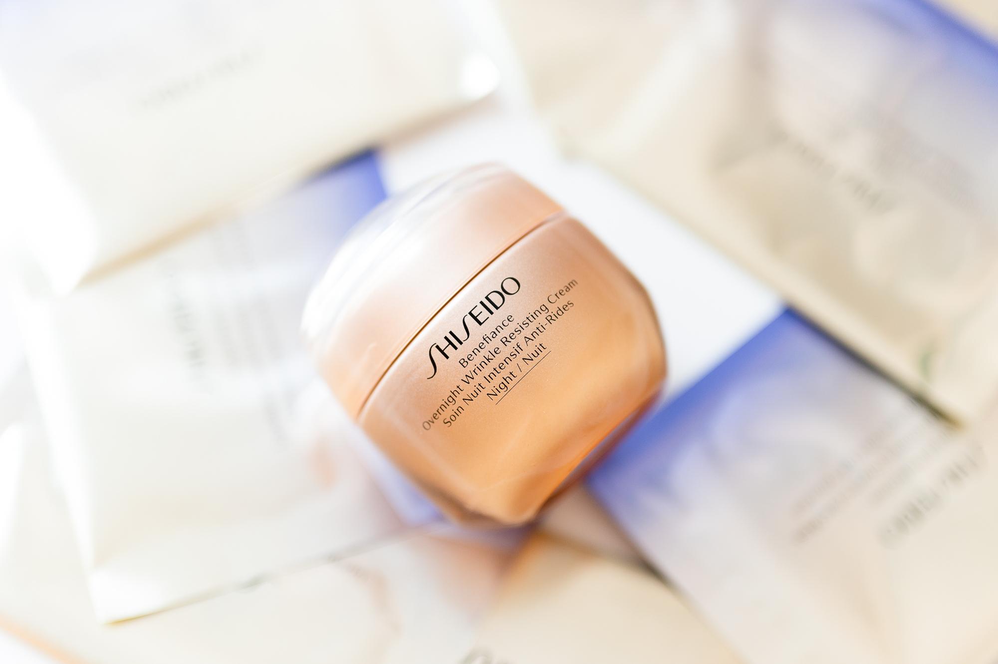 Shiseido Beneficiance - Mon Petit Quelque Chose