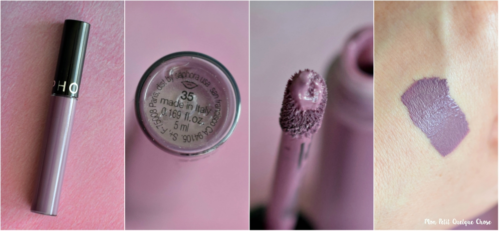 Bohemian Purple, un makeup turquoise! - Mon Petit Quelque Chose