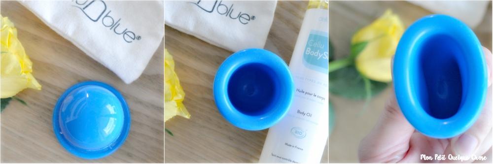 CelluBlue et son huile pour le corps, Cellu BodySlim - Mon Petit Quelque Chose