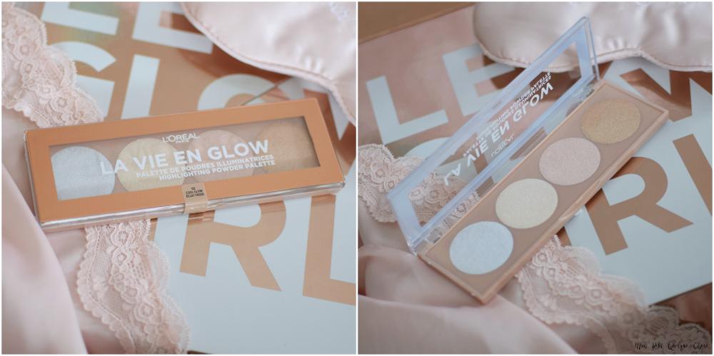 Wake Up and Glow avec L'Oréal - Mon Petit Quelque Chose - La Vie en Glow