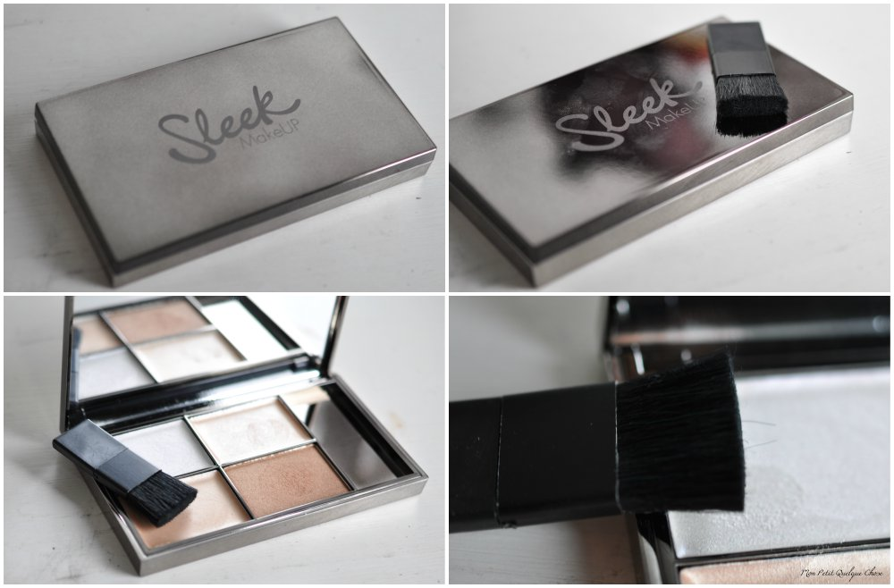 Sleek : la suite de ma collection - Mon Petit Quelque Chose