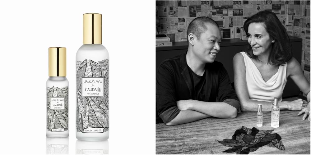 Jason Wu for Caudalie, Eau de Beauté - Source, dossier de presse