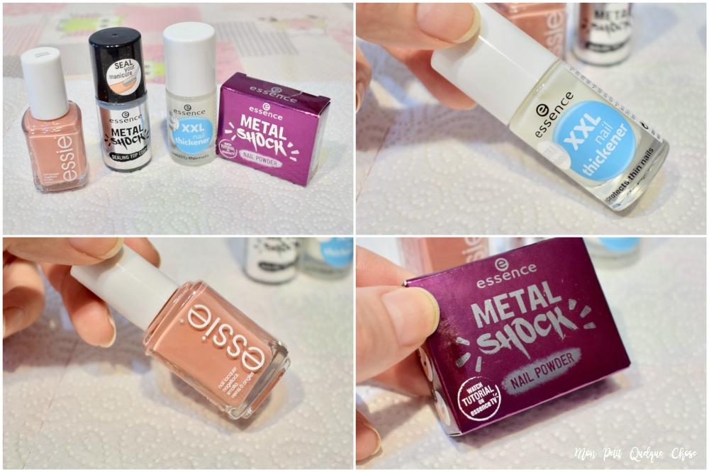 Metal Shock d'Essence : un effet miroir sur les ongles? - Mon Petit Quelque Chose