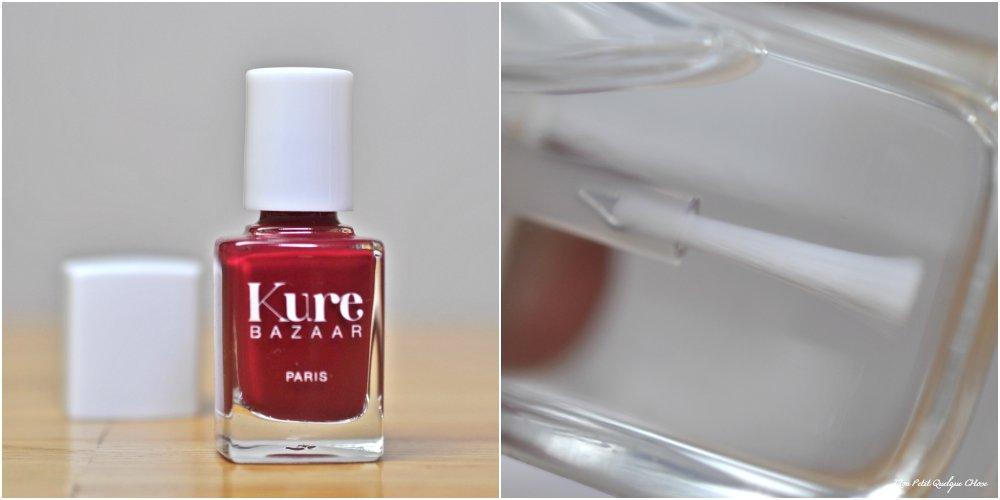 Mes vernis du moment # 11, Kure Bazaar - Mon Petit Quelque Chose