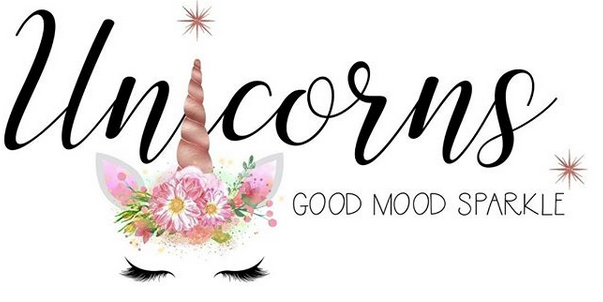unicorns good mood sparkle