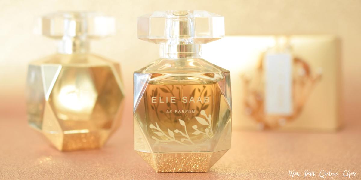 Le Parfum Feuilles d'Or d'Elie Saab - Mon Petit Quelque Chose