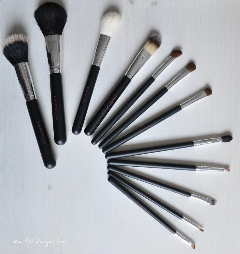 Professionnal Brush Kit de Fashionpupa, Mon Petit Quelque Chose