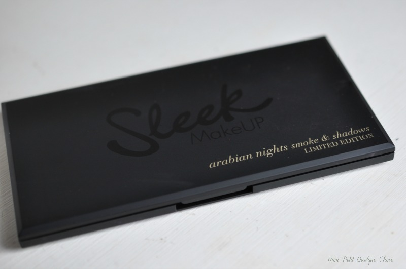 Sleek, Arabian Nights, Mon Petit Quelque Chose