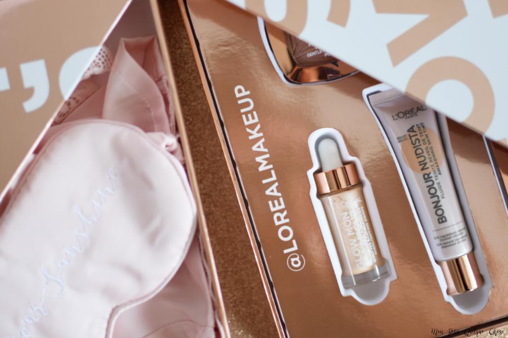 Wake Up and Glow avec L'Oréal - Mon Petit Quelque Chose