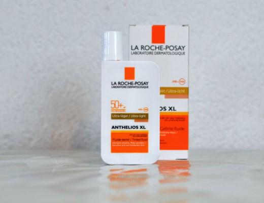 La Roche Posay et Anthelios XL SPF 50, Fluide Teinté Ultra-Léger