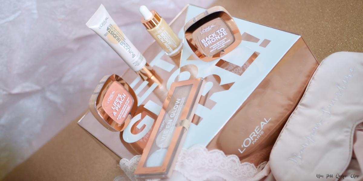 Wake Up and Glow avec L'Oréal - Mon Petit Quelque ChoseWake Up and Glow avec L'Oréal - Mon Petit Quelque Chose