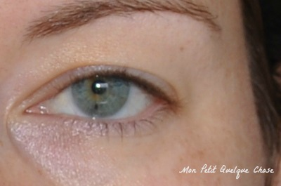 Skin Trainer Eyes de Kiko, Mon Petit Quelque Chose