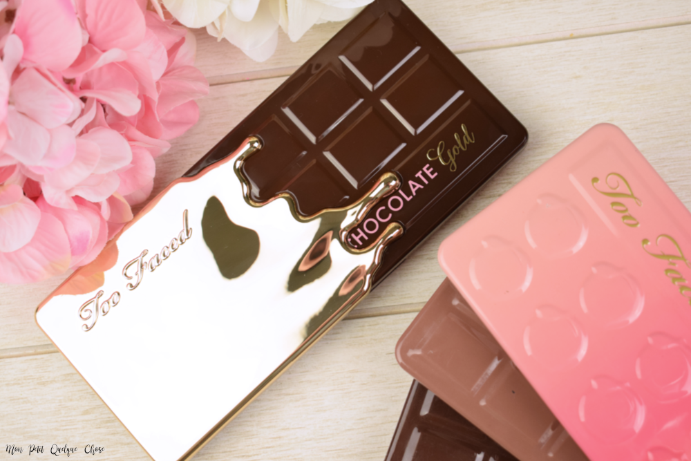 Chocolate Gold : Revue et MakeUp - Mon petit Quelque Chose