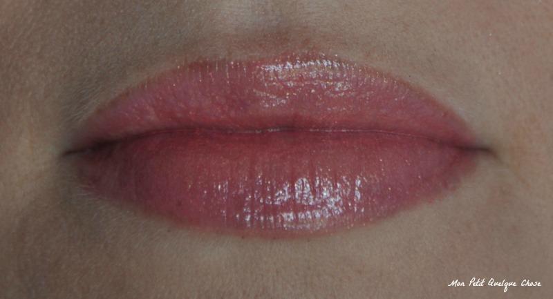 Peach Parfait, Colourburst-Lip Butter, Revlon, Mon Petit Quelque Chose