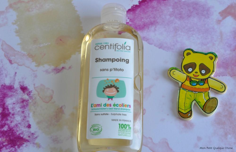 Les Trolettes Testent : Le Shampooing Centifolia - Mon Petit Quelque Chose