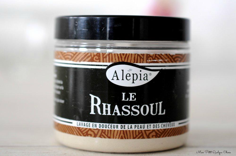 Le Rhassoul d'Alepia - Mon Petit Quelque Chose