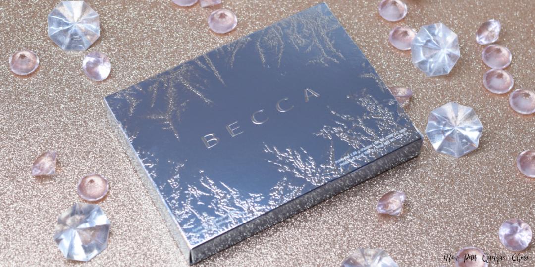 Après Ski Glow Collection Face Palette de Becca - Mon Petit Quelque Chose