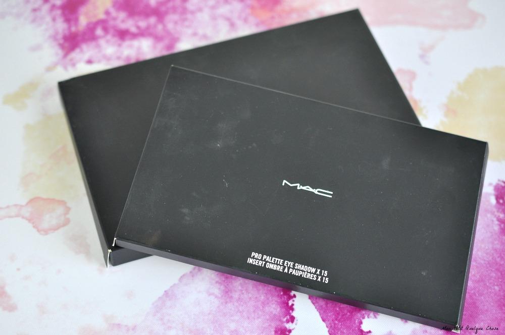 Les Pro Palettes de M.A.C sont enfin disponibles en Suisse! - Mon Petit Quelque Chose
