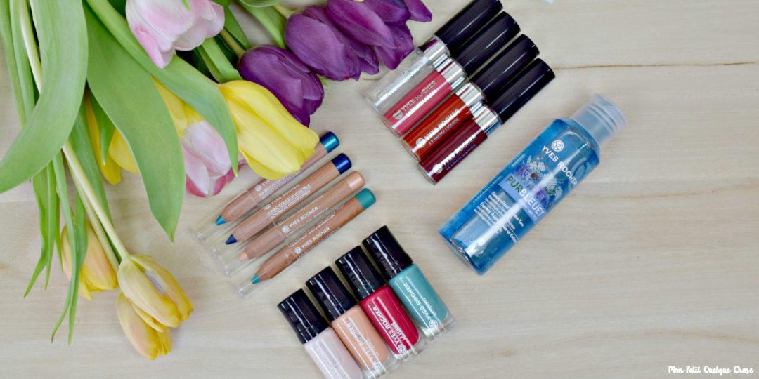 Makeup de printemps avec Yves Rocher Printemps - Mon Petit Quelque Chose