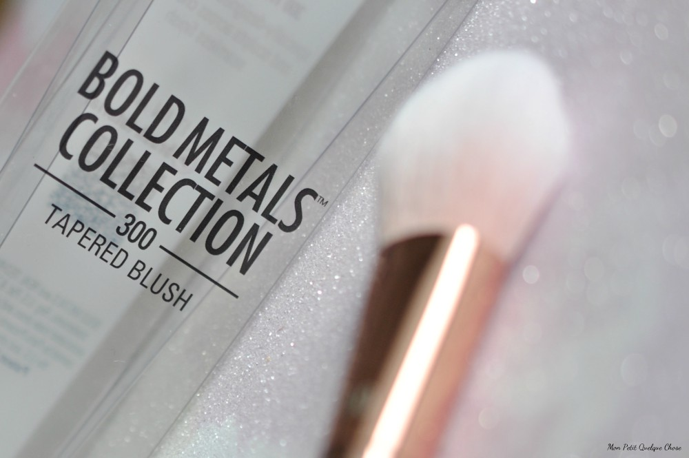 Les nouveautés chez Cosmetics Obsession, 1ère partie : Les Bold Metals - Mon Petit Quelque Chose