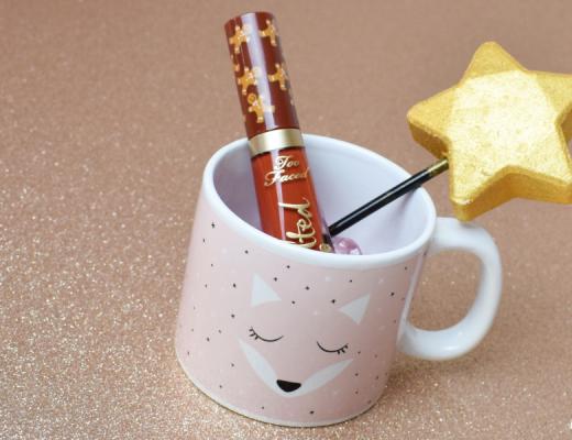 Gingerbread Man de Too Faced, un lipstick de fêtes! - Mon Petit Quelque Chose