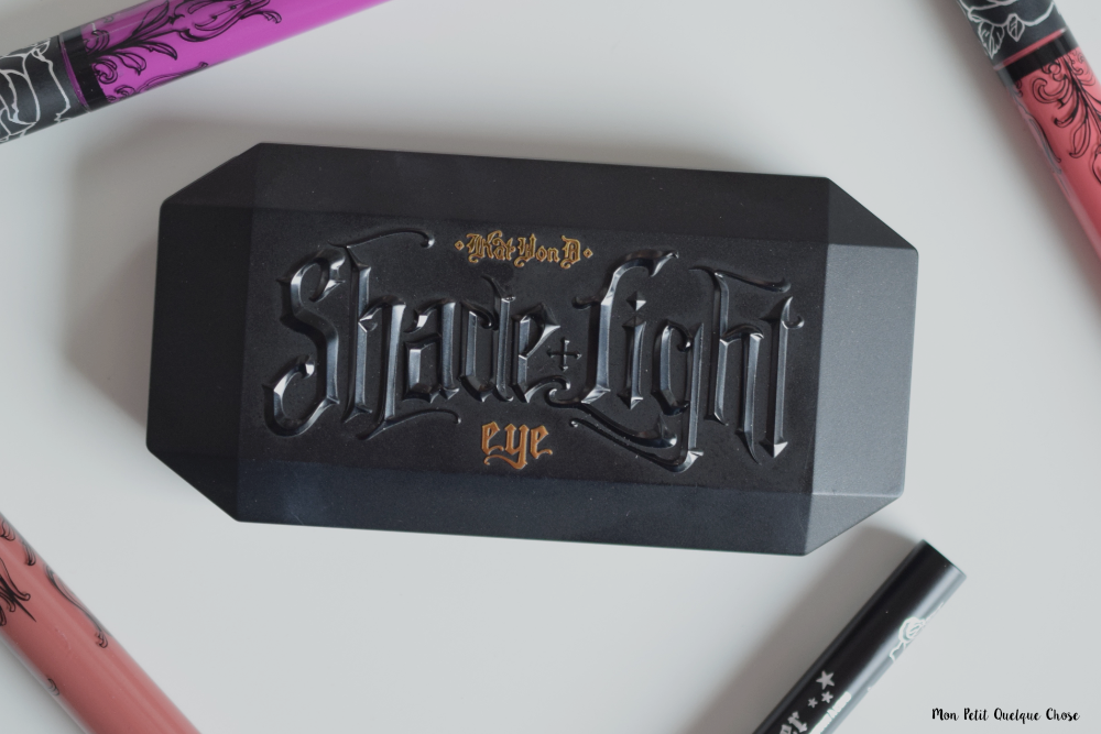 Kat Von D en Suisse : Découverte Make-up!