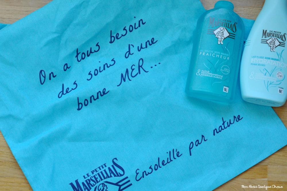Soin Marin du Petit Marseillais - Mon Petit Quelque Chose