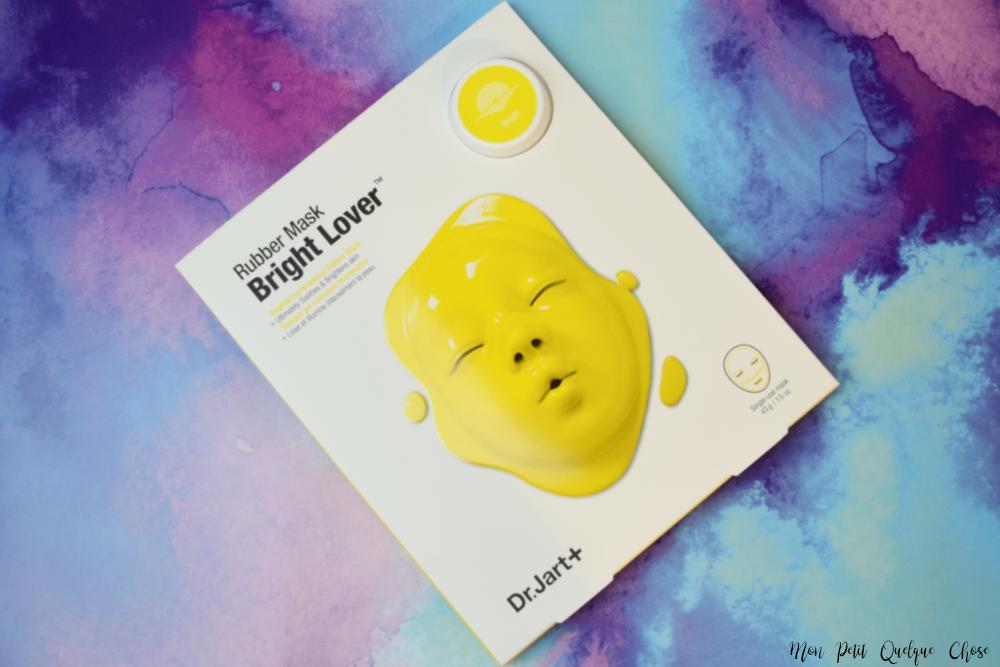 Les Rubber Mask de Dr Jart+, une pointe de déception! - Mon Petit Quelque Chose