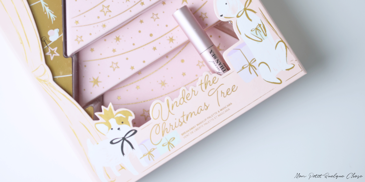 Under the Christmas Tree de Too Faced - Mon Petit Quelque Chose