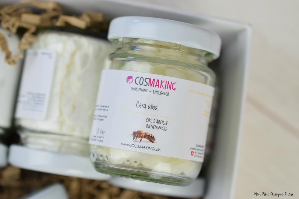 Cosmaking et sa Feel Fresh DIY Box - Mon Petit Quelque Chose