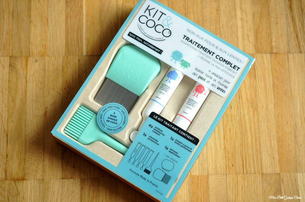 Kit & Coco, l'ennemi n°1 des poux - Mon Petit Quelque Chose
