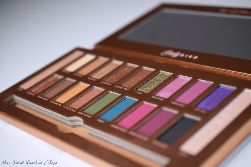 The Dream Palette de Sigma - Mon Petit Quelque Chose