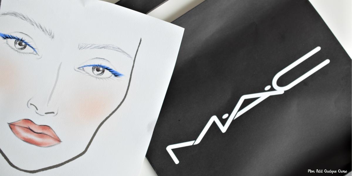 Une leçon avec MAC : l'eyeliner pour paupières tombantes - Mon Petit Quelque Chose