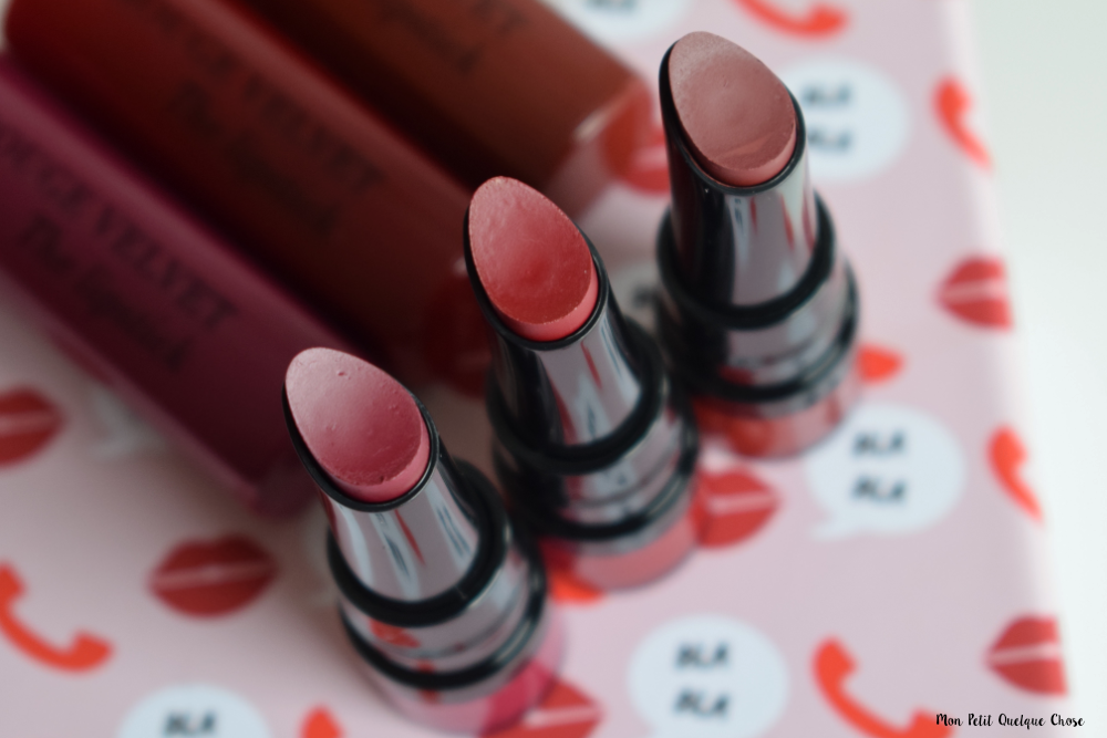 Rouge Velvet The Lipstick - Je craque!