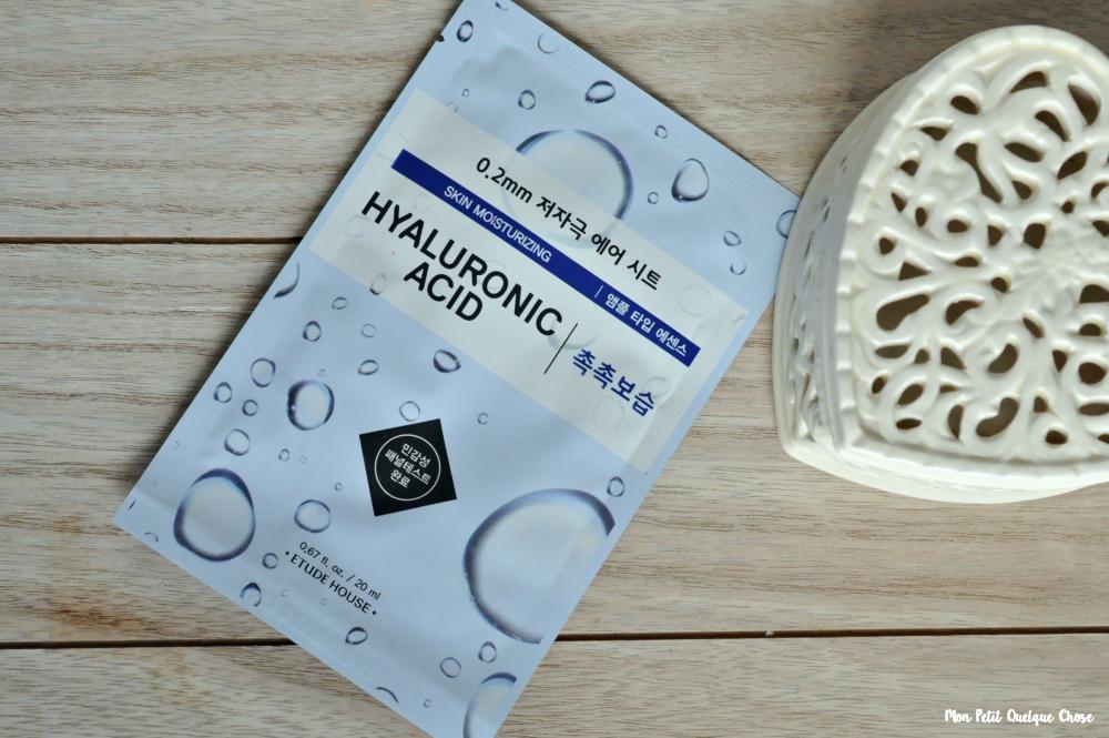 Les nouveaux 0,2 Therapy Air Mask d'Etude House - Mon Petit Quelque Chose