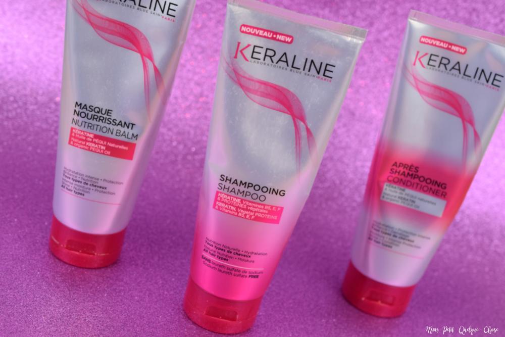 Keraline : Les Soins pour Cheveux - Mon Petit Quelque Chose