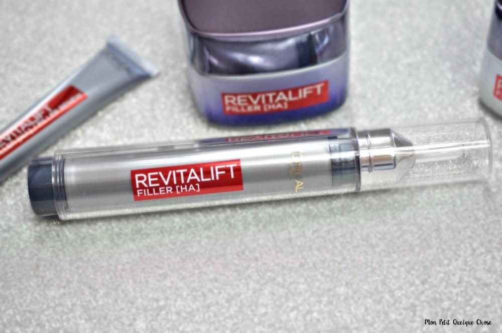 La gamme Revitalift Filler [HA] de L'Oréal, trop riche pour ma peau! - Mon Petit Quelque Chose