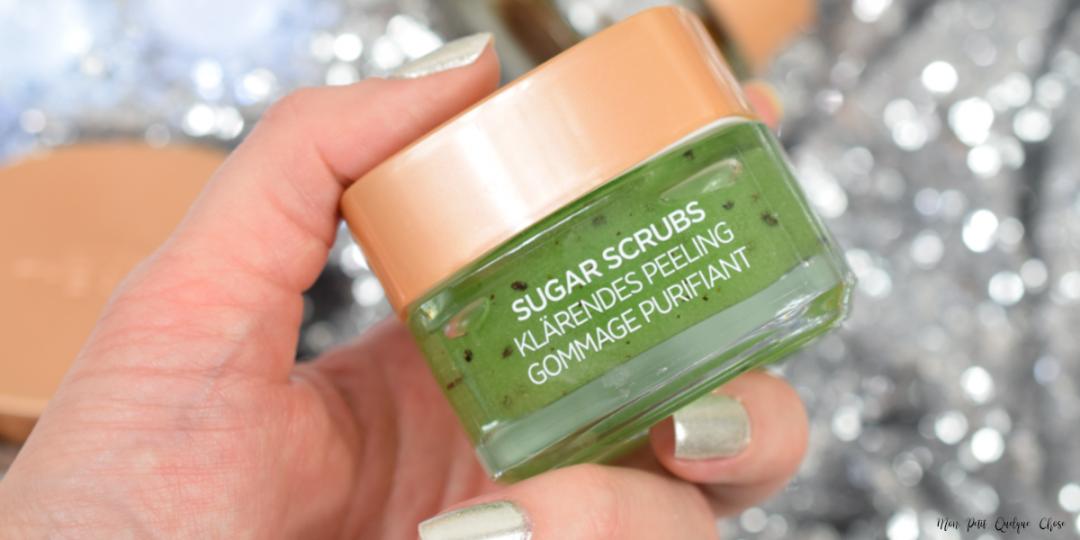 Sugar Scrubs, les Gommages de L'Oréal - Mon Petit Quelque Chose