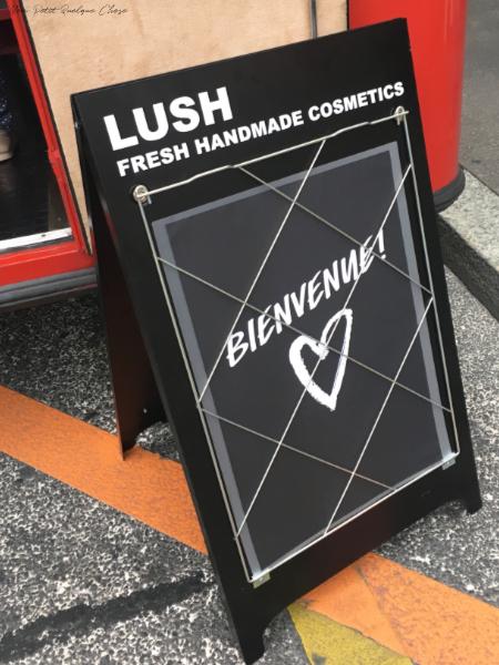 Dans le Bus direction Les Fêtes de Lush! - Mon Petit Quelque Chose