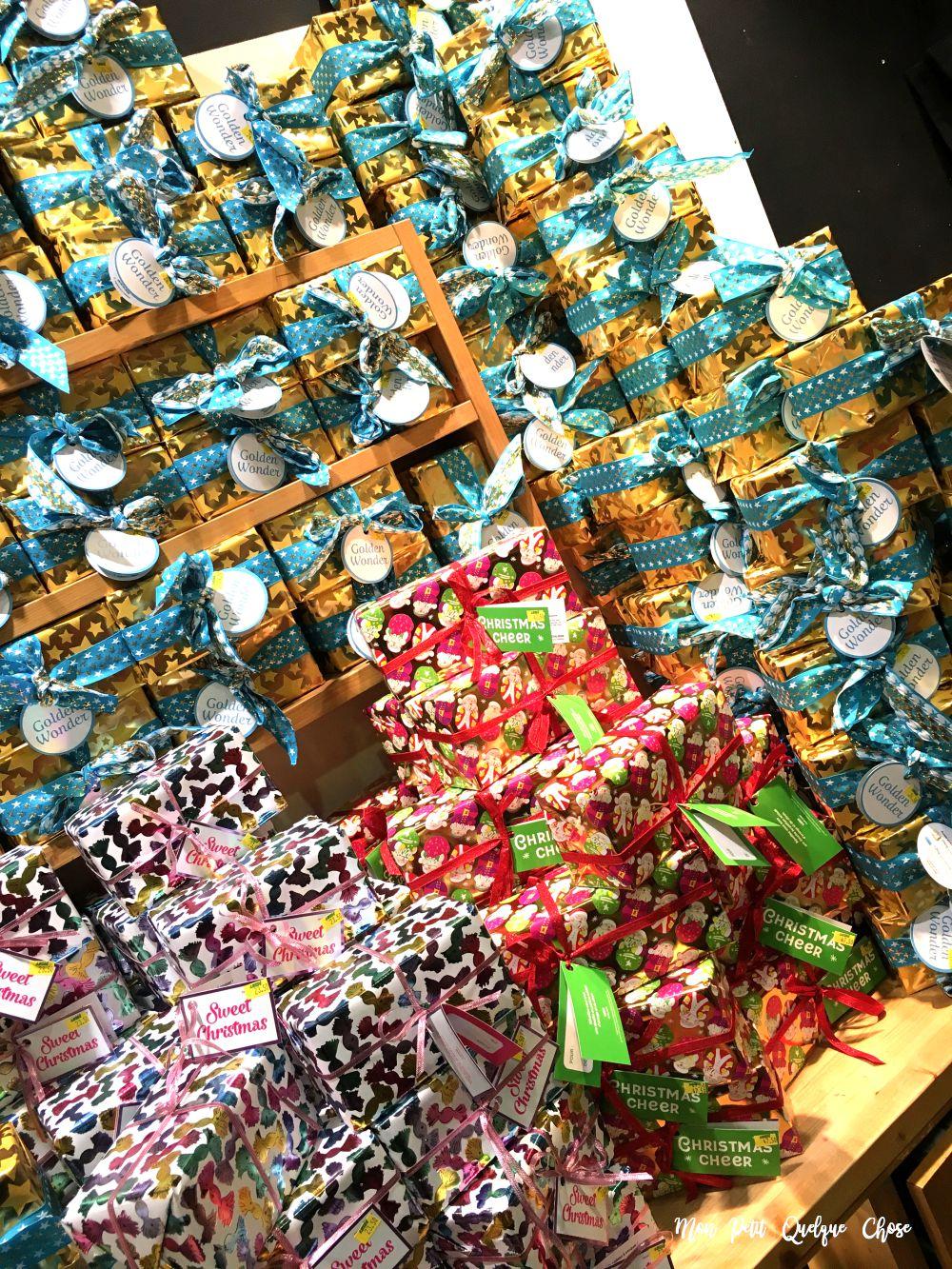 Les Soins Solides de Lush + Noël - Mon Petit Quelque Chose