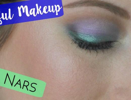 La Vidéo du jour : Colorful Makeup avec Nars - Mon Petit Qulelque Chose